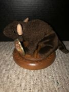 1998 Roam The Buffalo Bison-ty Beanie Baby Mint Rare Retired Collectible W/tags