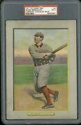 1911 Turkey Red Cabinets T3 And T9 4 Roger Bresnahan Psa Ex 5