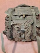 Pre-owned Large Usgi Alice Pack No Straps C-grade Quality Lc-1 Issue
