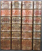 Nathaniel Hooke / Roman History From The Building Of Rome To The Ruin 1771