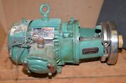 Reliance 3 Hp 230/460v Motor And Stainless Steel Tri-clover Rotary Pump Beer Wine