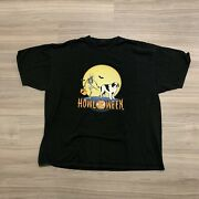 Vintage 90s Big Dogs Parody Shirt Howl O Ween 1997 Halloween Extra Large