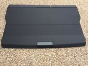 Range Rover Full Side Oem Factory Genuine Ebony Color Rear Cargo Boot Cover