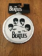 Beatles Blown Glass Drum Ornament Unique New With Tags
