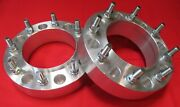 4pc 2 Dodge 2012-2021 Ram 2500 Hub Centric Front And Rear Wheel Spacers Adapters