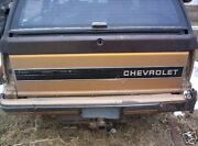 87 Chevrolet S-10 Blazer 4x4 --parting Out Many Parts Available--
