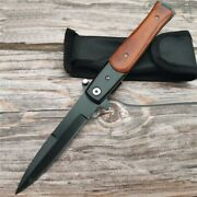 Camping Tactical Folding Knifes Outdoor Portable Pocket Combat Military Knives