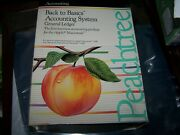 Peachtree Accounting For Macintosh 128k, 512k Or Later - 03bgl-slv384-mac