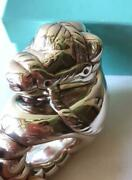 And Co. Sterling Silver Horse Adorable Baby Rattle Rare Limited Vintage