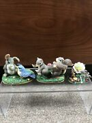3 Charming Tails Lot Of 3 Figures In Description Brand New