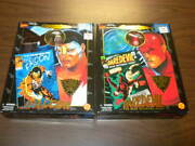 2 Marvel Famous Covers Series - The Falcon Daredevil Toy Biz 1998 Lot