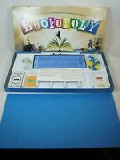 Bookopoly Board Game - A Novel Property Trading Game By Late For The Sky
