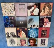 Andnbsp130 Vinyl Vintage Record Albums Collection 60and039s 70and039s And More Various Artist
