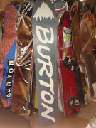 Vintage Rare 1987 Burton Express 175 Snowboard Only Made For One Year
