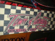 Vintage Rare Old School Tandc Town And Country Snowboard