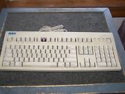 Macally-mk 105x Apple Macintosh Adb Keyboard With Cable - Sold As Is