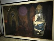 Dick Swift Art Work Christ Before Pilateandrdquo Signed Limited Edition Etching Pri