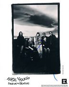 Neil Young 1945- Genuine Autograph Photo 8x10 Signed In Person