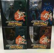 Sony Pictures Astro Boy Dvd Box Vol.1-4 Figure Set Animation Japan Limited Rare