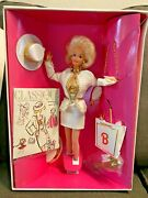 City Style Barbie Doll By Janet Goldblatt Classique Collection Nrfb New
