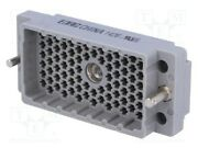 Terminal Connector Right-angled Plug Zwitter Mat Polycarbonate 516-090-000-302