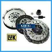 Uf Hd Clutch Kit+luk Dmf Flywheel 2001-06 Bmw M3 E46 S54 Fits Both 6 Speed And Smg