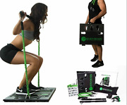 Bodyboss 2.0 - Full Portable Home Gym Resistance Bands Workout Package Gift