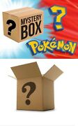 50 Pokemon Mystery Box Packs Singles Graded Cards Boxes Plushies And More