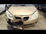 No Shipping Driver Front Door Sedan With Center Moulding Package Fits 05-10 G6