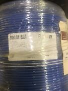 Belden Hook Up Wire 10awg 9910-006 Blult New Old Stock 1000' Roll