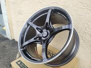 Brand New Set Of Rays Volk Racing G50 Wheels For And03908 - And03913 Bmw E92 M3 Forged