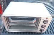 Waring Pro Professional Convection Toaster Oven Adjustible Rack 1500w