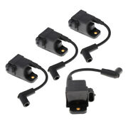 4 Pcs Outboard Engine Boat Motor Cdm Ignition Coil Assy For Mercury 30hp-600hp