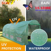 Garden Plant Grow Greenhouse Tent Outdoor Heavy Duty Green House Protective Us