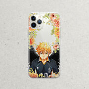 Manga Anime Phone Case Iphone 11 Pro X Xr Xs Max Se 2020 8 7 6s Plus Clear Cover