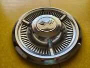 1 Vintage 1958 Chevy Hubcap 58 Chevrolet Impala Belair Biscayne Wheel Cover 14
