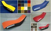 Honda Trx300ex Seat Cover Fourtrax 1993-2006 In Black Or 25 Colors Side St