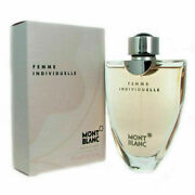 Femme Individuelle By Mont Blanc 2.5 Oz Edt Spray Perfume For Women