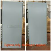 Fire Rated 36 X 84 Single Doors Preinstalled Hardware Included Primer Or Color