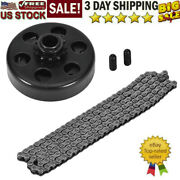 Engine 212cc Centrifugal Clutch 3/4in Bore 12 Tooth 35 Chain For Minibike Us
