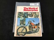 The World Of Motorcycles Illustrated Encyclopedia Book Magazine Volume No.3 P332