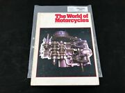 The World Of Motorcycles Illustrated Encyclopedia Book Magazine Volume No.6 P335