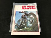 The World Of Motorcycles Illustrated Encyclopedia Book Magazine Volume No.7 P336