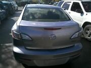 Trunk/hatch/tailgate Sedan Without Lock Cylinder Fits 10-13 Mazda 3 8029421