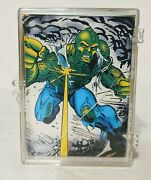 The Savage Dragon Collector Trading Cards By Comic Images 1992