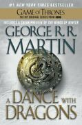 Book Five Of A Song Of Fire And Ice A Dance With Dragons Paperback