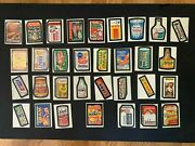 1974 Topps Wacky Packages 5th Series 5 Complete Your Set Pick Choose Singles