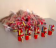 Lot Of 80 New Wooden Pinocchio Pencil Holder. Made In Italy.  4 1/2 Tall.