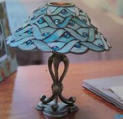 Partylite Spring Water Candle Lamp P7952 Nib Retired