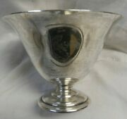Randahl Chicago Marked Sterling Silver Dip Candy Dish Bowl Numbered 116 6.02oz